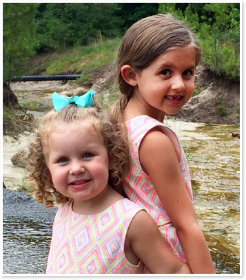 Dr. Pelton's Daughters